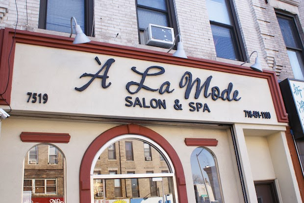 A la mode bay ridge bk salonsnob for A la mode salon bay ridge