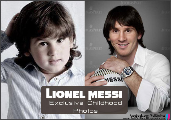 Lionel Messi: The Story Of His Childhood - YouTube