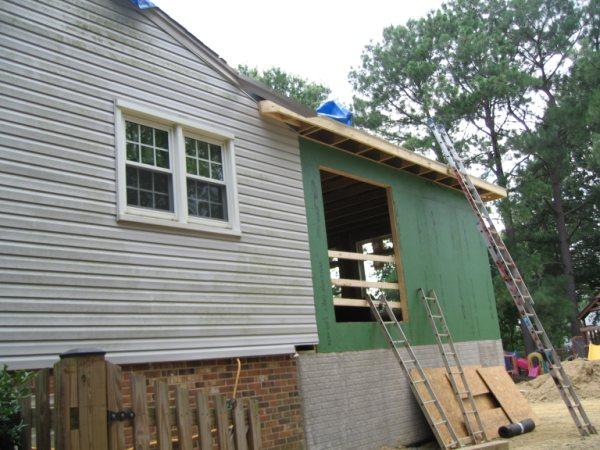 Bfc Inc Siding Trim Roof Porch