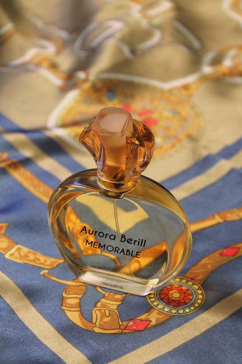 My Parfum, Aurora Berill, long lasting fragrance, scent, perfume