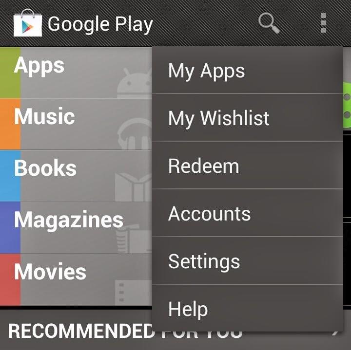 comment arreter les mise a jour automatique sur android