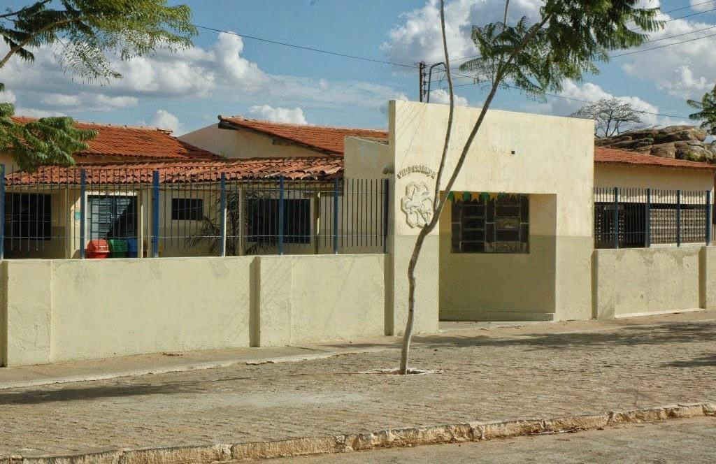 Prefeitura de Ouro Velho conclui reforma da Creche Natalice de Souza Lima