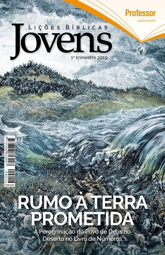 1º TRIMESTRE DE 2019 - JOVENS