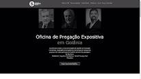 OFICINA DE PREGAÇÃO EXPOSITIVA EM GOIÂNIA - 21, 22 e 23 de Junho/2017
