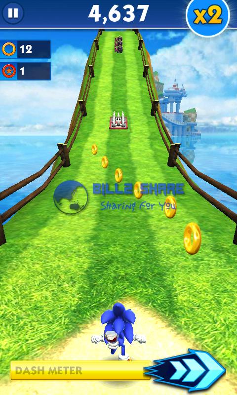 Sonic Dash v2.0.1.Go