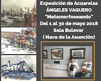 Exposición de Ángeles Vaquero