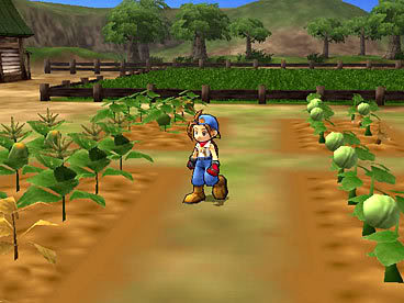 Cara Download Game Harvest Moon Ps2