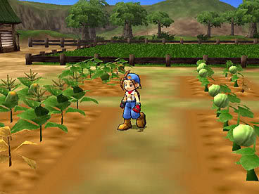 Download Game Harvest Moon Save The Homeland ( PS2 ) For ...
