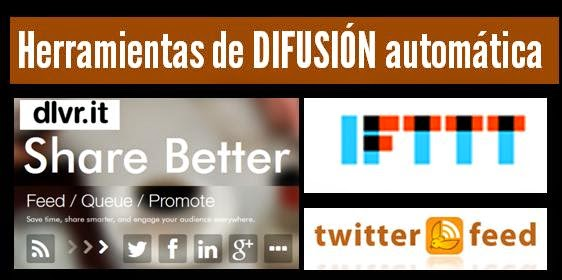 Social Selling LinkedIn: herramientas de diusión automática. Esmeralda Diaz-Aroca