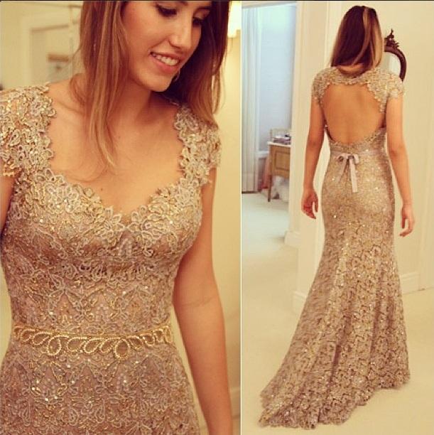 Linda GG: Pedido da leitora: Vestidos de festa plus size