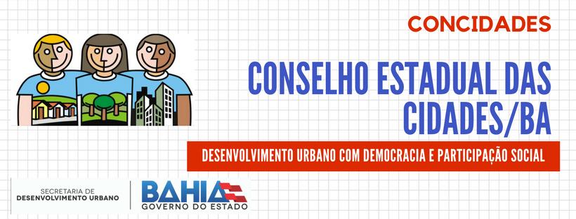 ConCidades/Ba