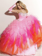 Pink Ball Gown Dresses