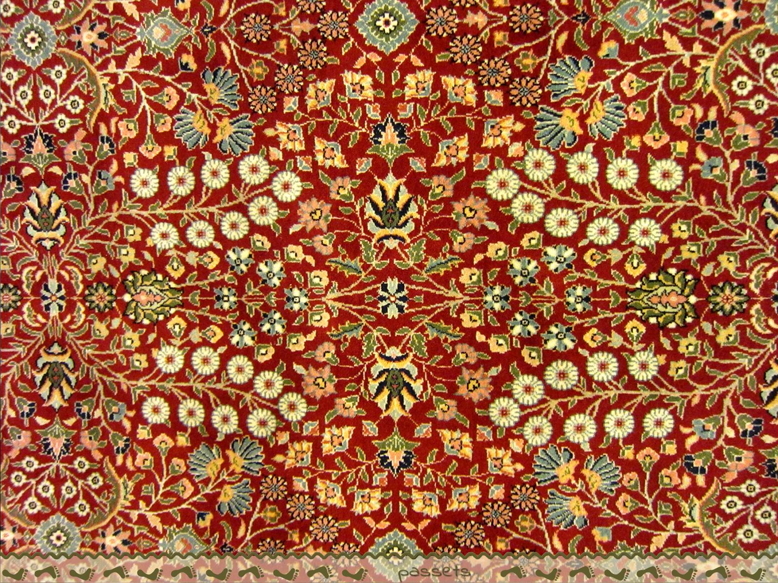 Las alfombras turcas passets for Precio de las alfombras persas
