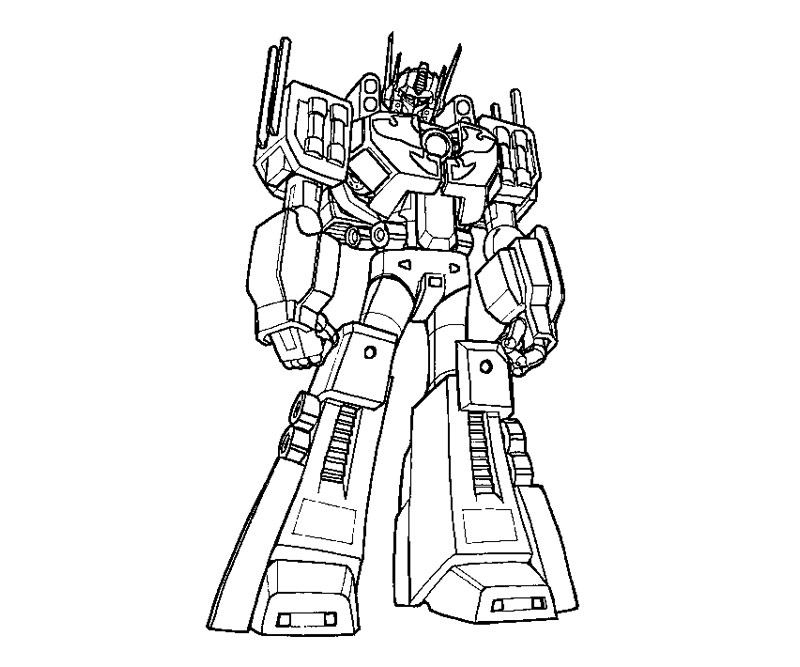 transformers 3 coloring pages - transformers 2 free colouring pages