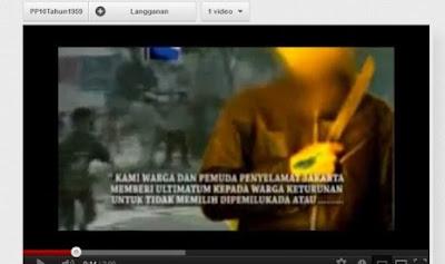Video Koboy China Pimpin Jakarta