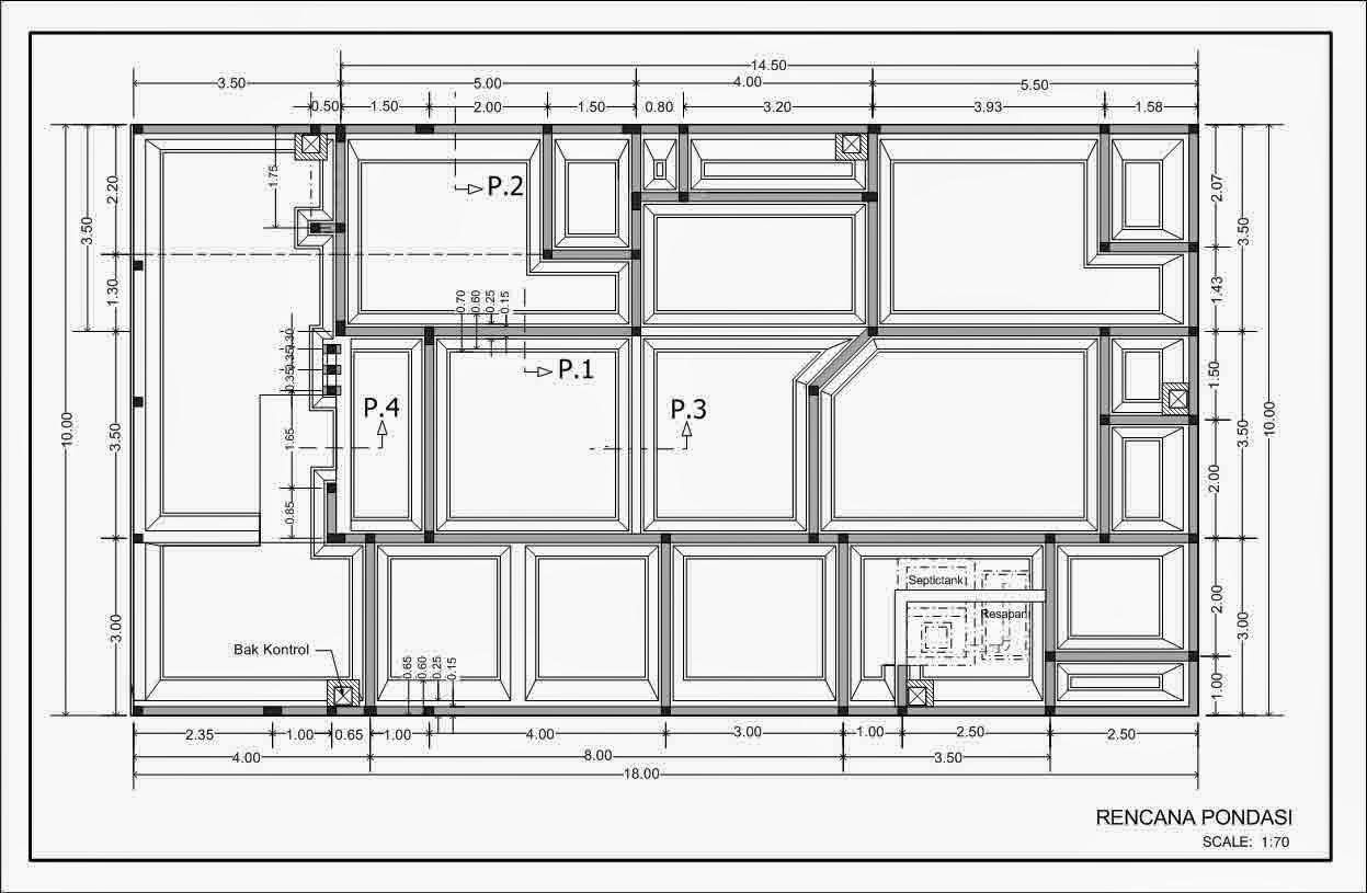104 Gambar Pondasi Rumah Minimalis Sederhana Gambar Desain Rumah