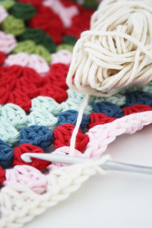 WIP Crochet