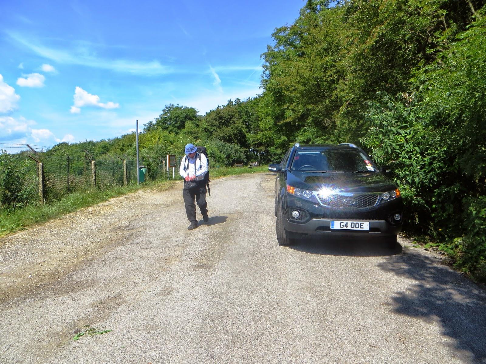 Botley Hill Car Park