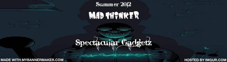 Mad Thinker Music blogspot