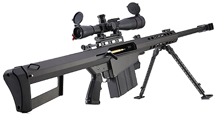 Barrett .50 caliber