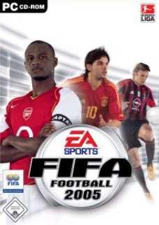fifa 2005 para pc: