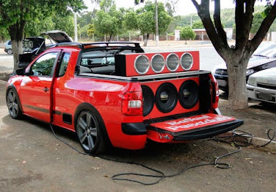 a saveiro cross tuning