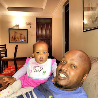 Dj Creme DeLa Creme Shares A Lovely Photo Of His Cute Daughter!
