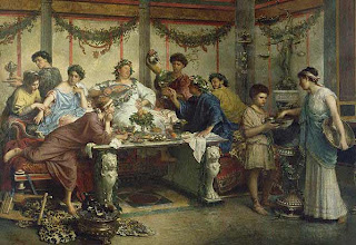 Romans meeting - Parentalia