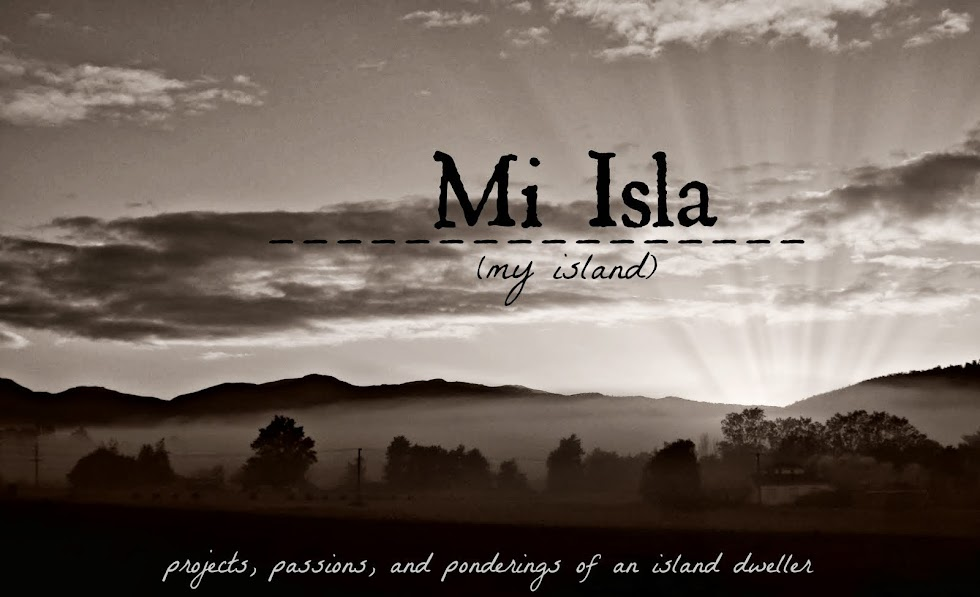 Mi Isla (my island)