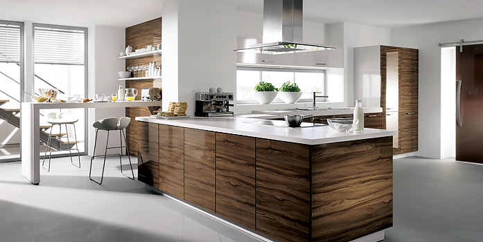 Beautiful Modern Kitchen Designs