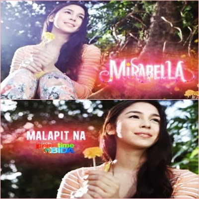Julia Barretto is Mira Bella. Malapit na sa ABS-CBN Primetime Bida