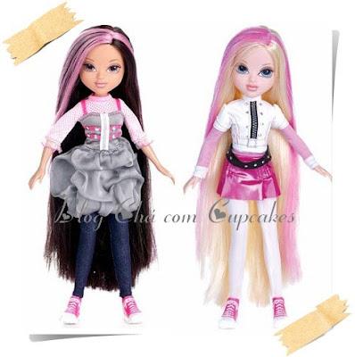 Pink rose e arte moxie girlz a boneca - Moxie girlz pagine da colorare ...
