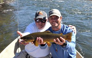 Fly Fishing Montana Rivers