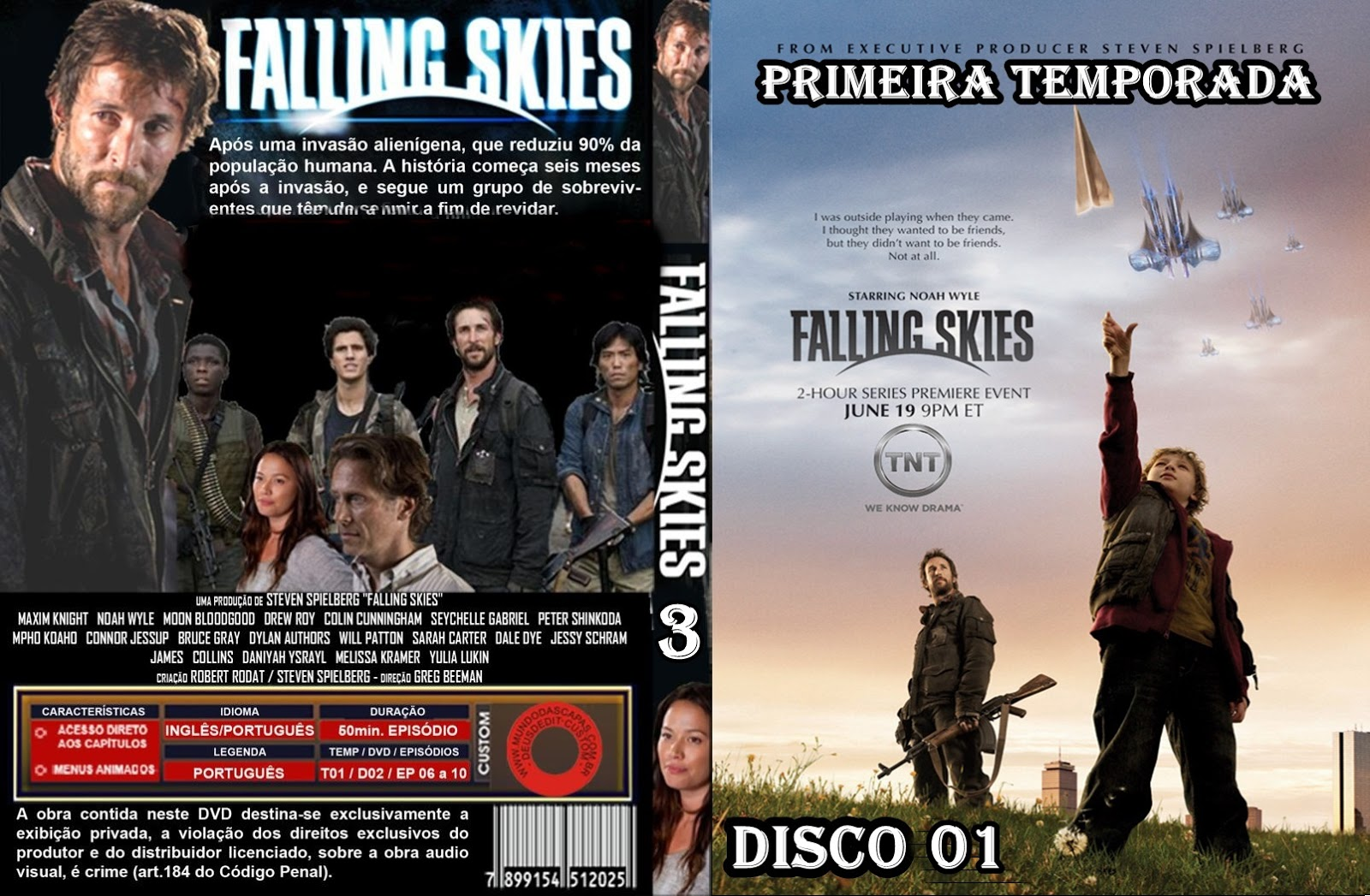 Falling Skies Temporada 4 cap 412 dublado Download