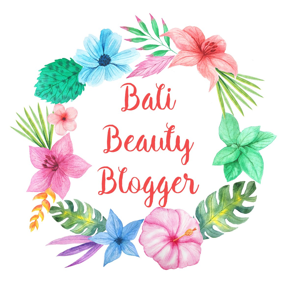 Part of Bali Beauty Blogger