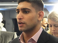 Amir Khan's most unlikely next fight