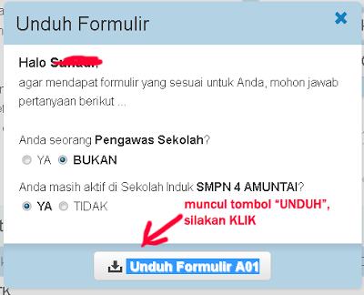 Cara Download Formulir VerVal NUPTK 2013 - 5