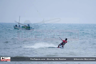 National Champion Kiteboarding Windsurfing