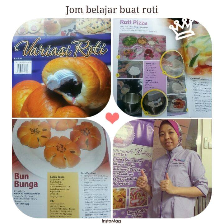 Buku Variasi Roti Februari 2014
