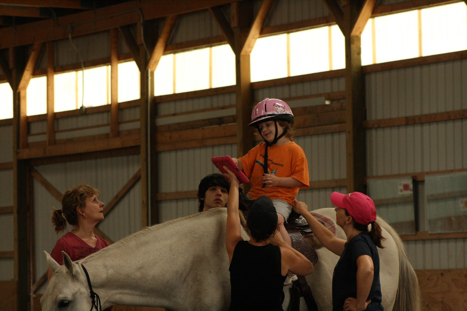 Hippotherapy: how to cure a child with riding