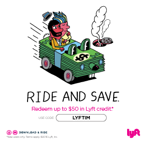 Become a Lyft Passenger