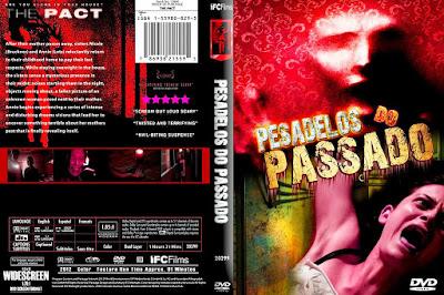 Filme Pesadelos do Passado DVD Capa