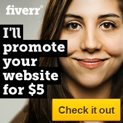 Only on Fiverr for $5