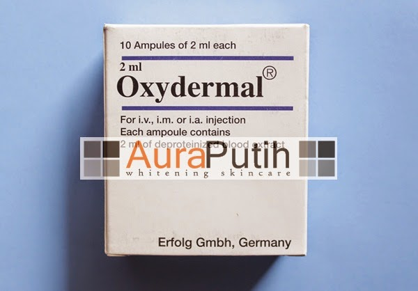 Oxydermal White Injection, oxydermal White, Suntik Oxydermal, Harga Oxydermal White, Oxidermal White Jual Harga Murah