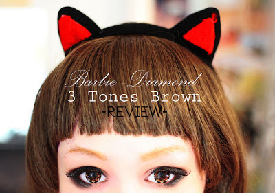 Barbie - Diamond 3 Tones Brown