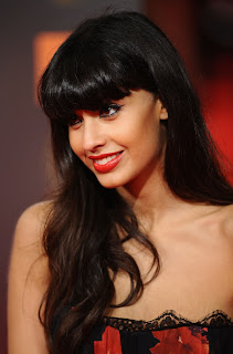 Jameela Jamil at the Baftas