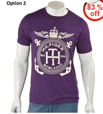 Tommy Hilfiger T-Shirt Sale