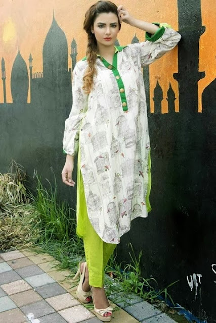 Fashion She9 Dresses Womens Wear Collection 2013-2014 | Latest Dresses Womens Wear Collection 2013-2014 By Nida Azwer For Independence Day 2013