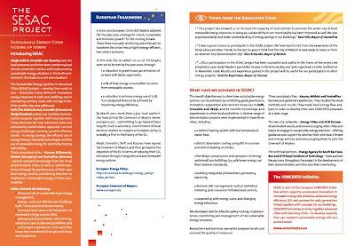 brochure SESAC présentation