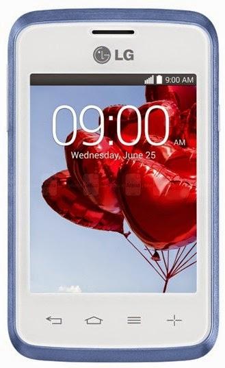 LG L20 Android KitKat Murah